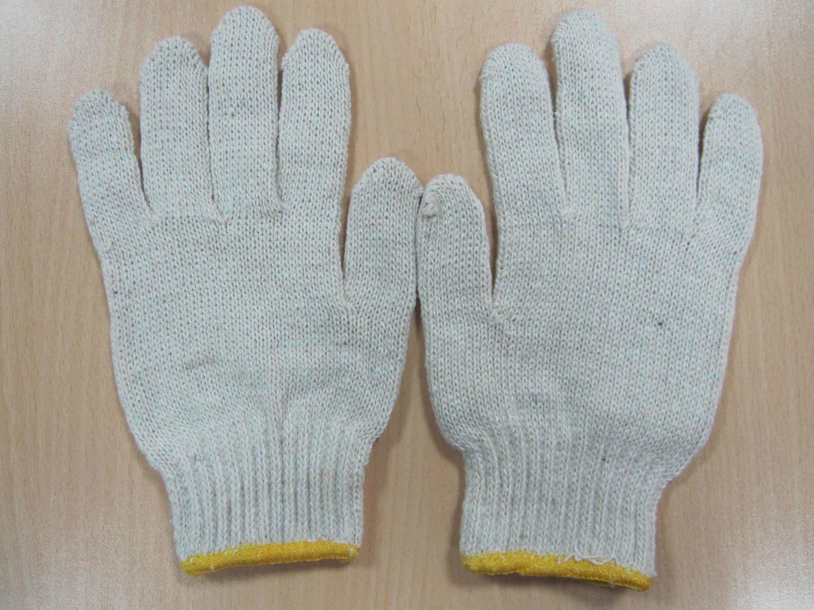 Cotton Glove Safety Glove Cheap Working Glove