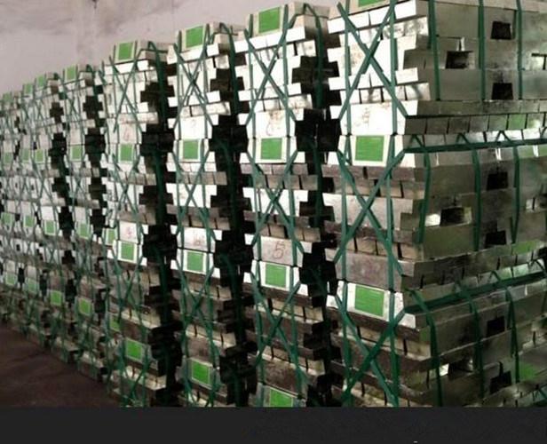 99.9% Metal Tin Ingot with Factory Price
