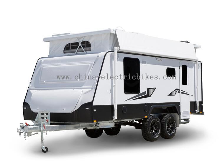 Caravan RV, RV Caravans, RV Caravan Companies, Caravan and RV, Camping Trailers (TC-026)