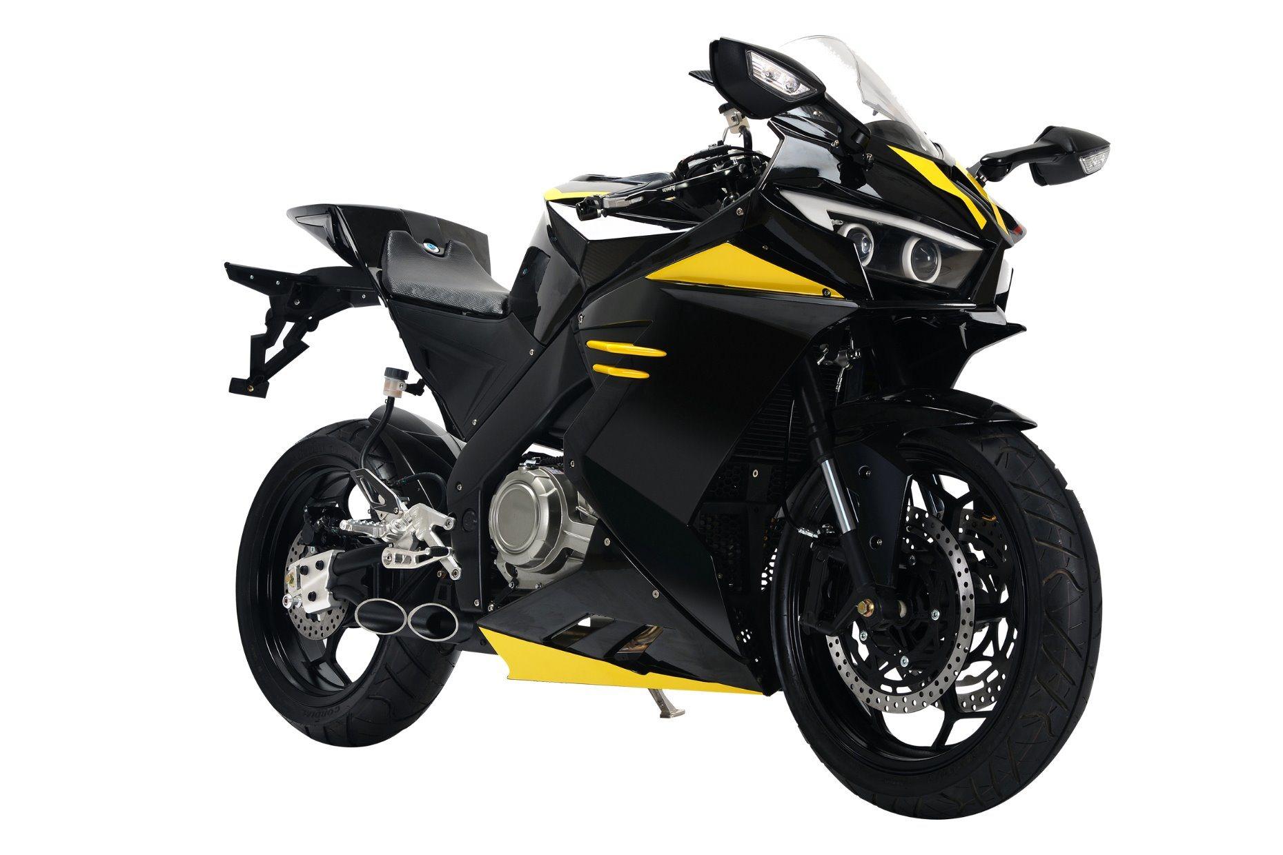 Racing Motorcycle, 300cc