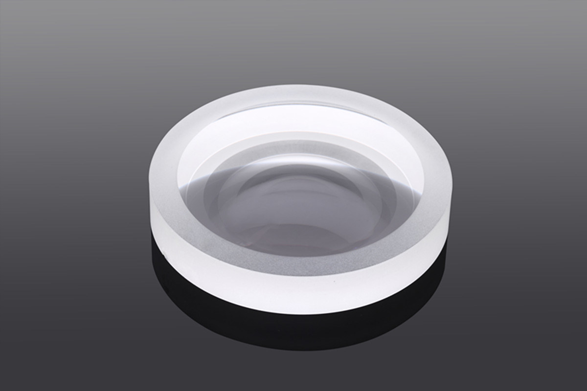 Giai Customized 532nm Laser Line Coated Fused Silica Optical Lenses