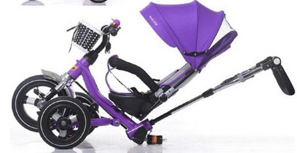 New Design Wholesale Ride on Tricycle for Kids (LY-W-0044)
