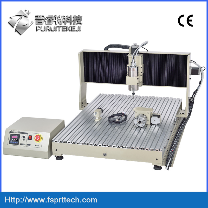 Automatic Advertising CNC Router Engraving Machine