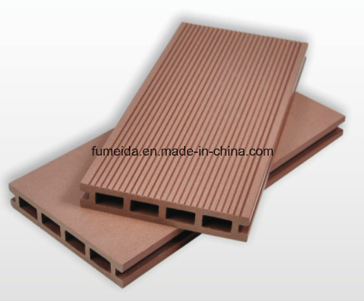 WPC Outdoor Flooring Wood Plastic Composite Decking 146*25