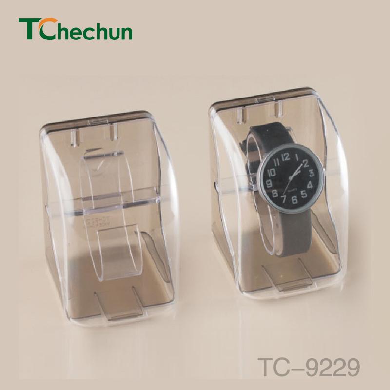 Exquisite Fashionable Shape Within The Transparent Apron Plastic Box