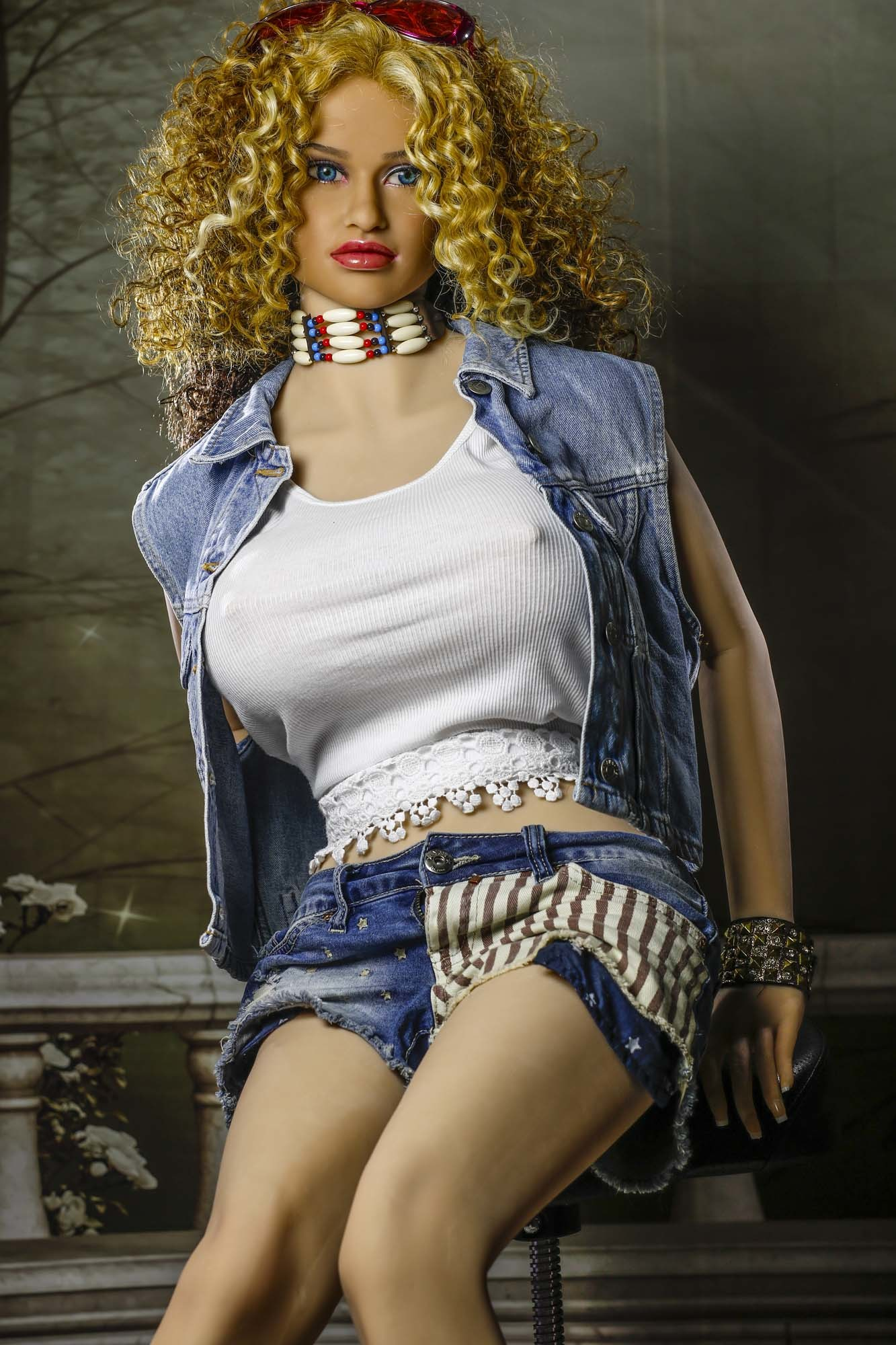 Sex Love Doll Artificial High Simulation Vagina Sex Doll Western Face Doll Good Price Good Support for Agency
