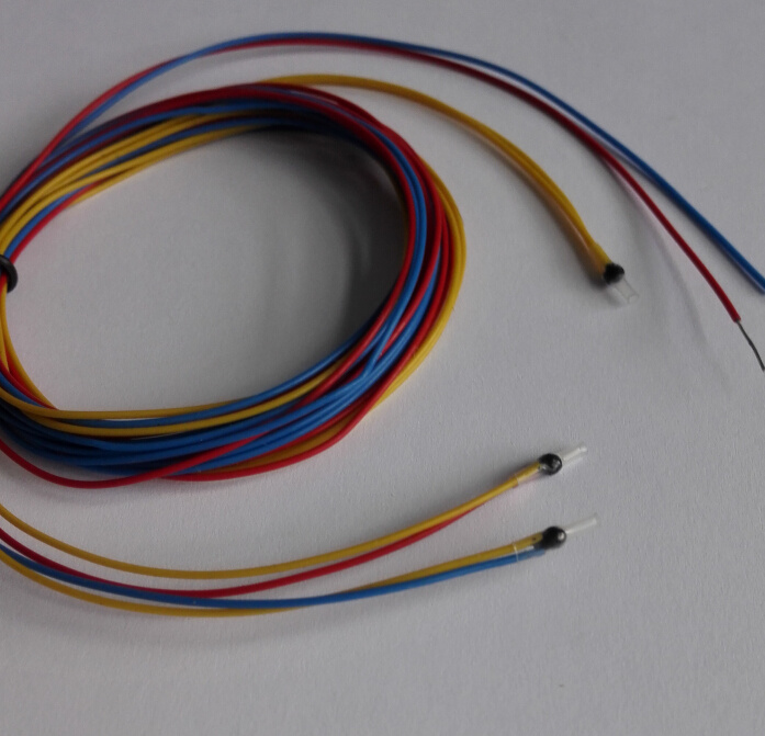 High Quality PTC Thermistor Mz6 PTC Sensor for Motor Protection