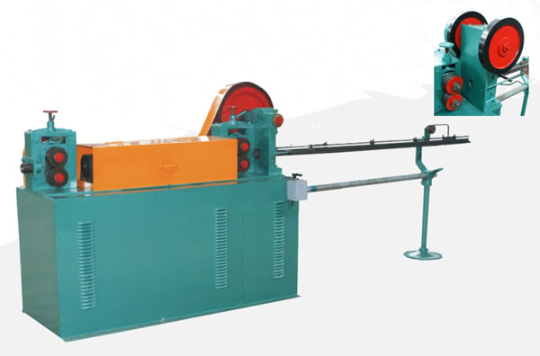 Gt4-12 Wire Straight and Cutting Machine (Double Flywheel)