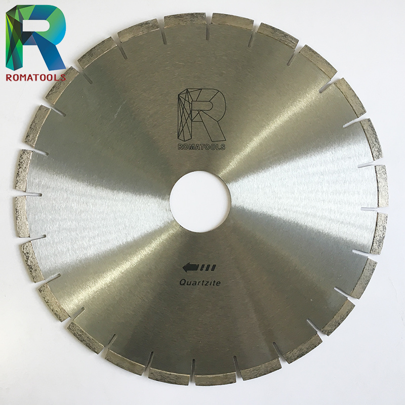 "16"" Diameter Diamond Saw Blades for Quartzite/Granite/Marble/Stone/Concrete Cutting"
