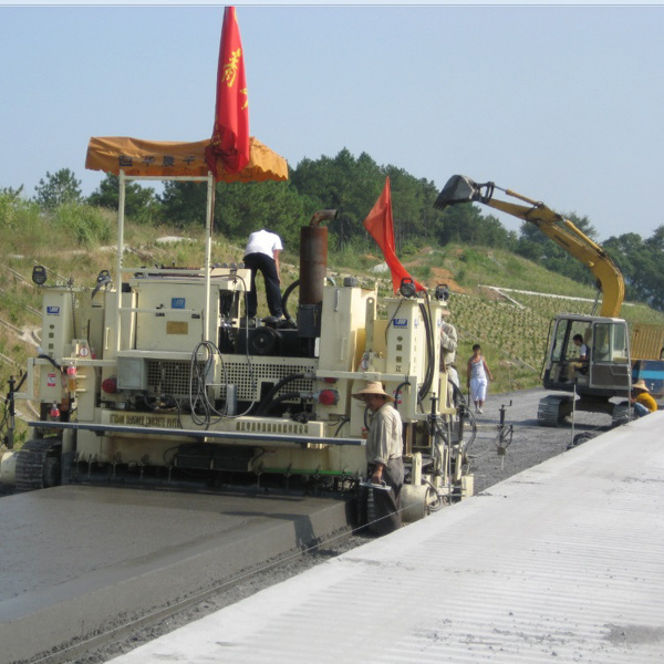 Concrete Paver Machine for Road Special for High-Speed Rail
