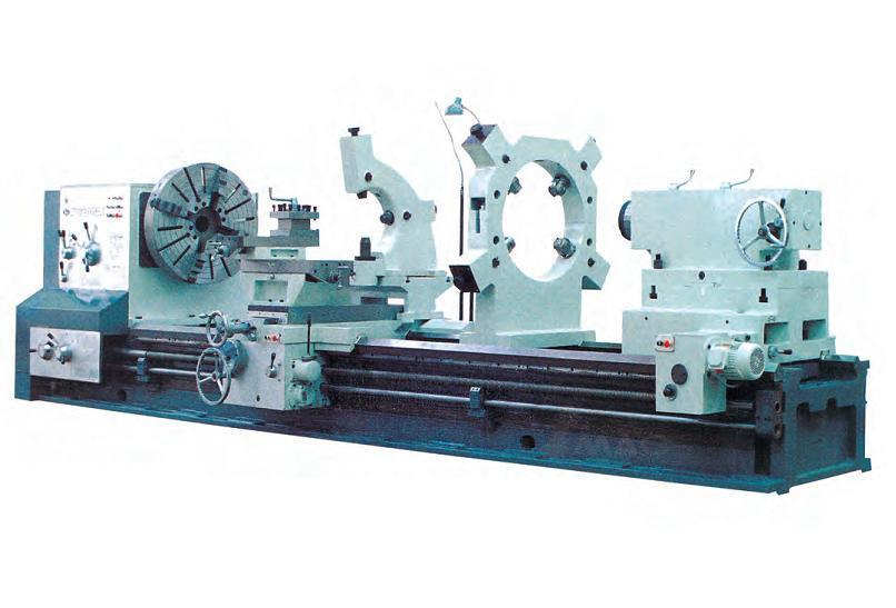 Cw Series Heavy Duty Lathe Machine (CW61108/CW61128/CW61148/CW61168/CW61198/CW61208)