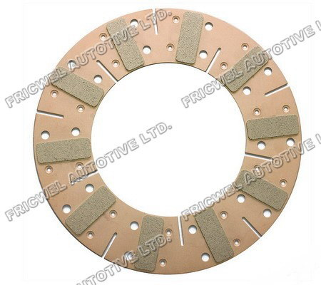 Racing Disc (11004) , Ceramic Clutch Disc for Racing Cars.