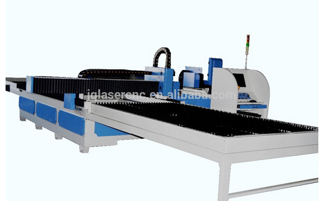 Fiber 1000W Laser Cutting with Auto Exchange Table