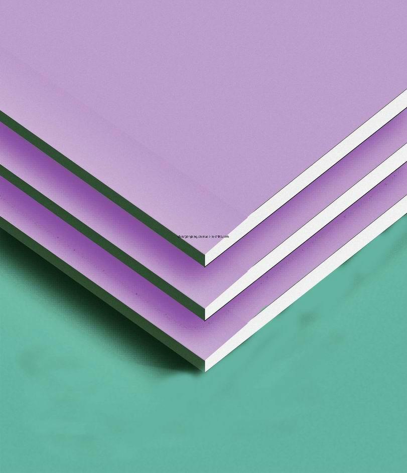 Waterproof Paper Faced Gypsum Drywall Plaster Boards