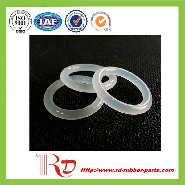 Transparent/Clear with Silicone Material O Ring