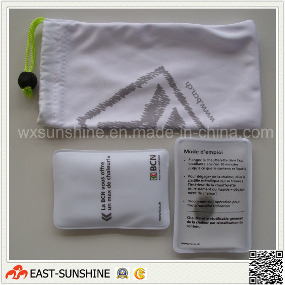 Sunglasses Microfiber Pouch with Screen Printing Logo