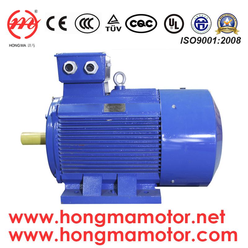 Ie3 Aluminum/Cast Iron Housing Three Phase Induction Motor