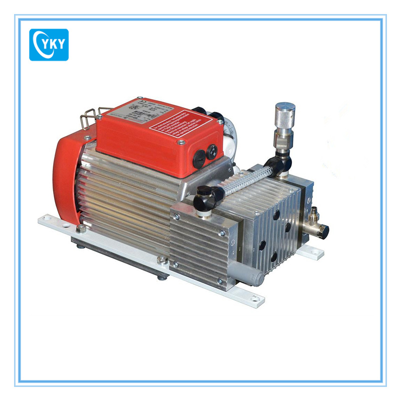 Compact Two Stage Dry Compressor Oil-Free Diaphragm Pump
