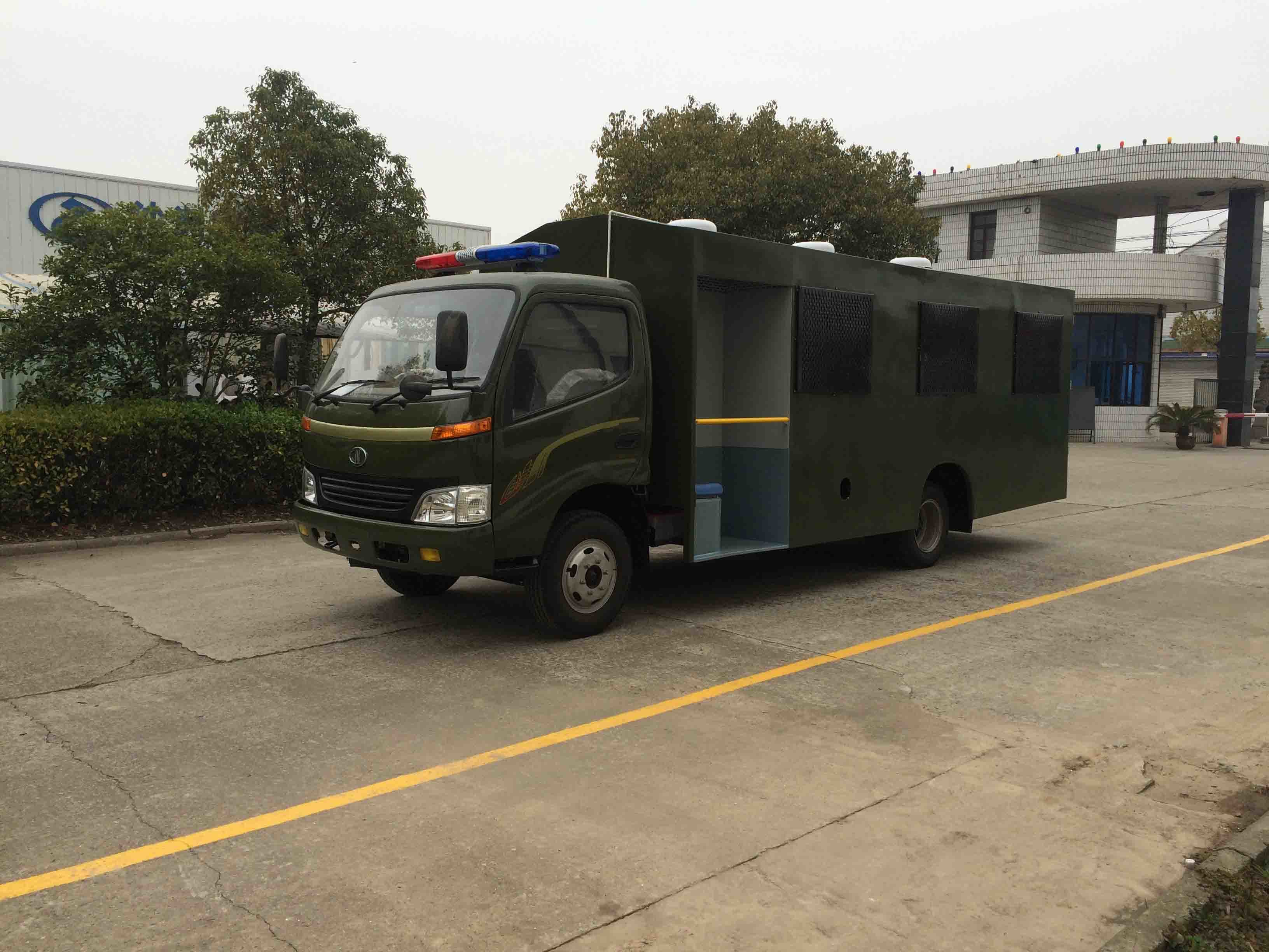 Prisoner Truck
