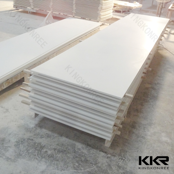 CE Approved Artificial Marble Stone Resin Solid Surface