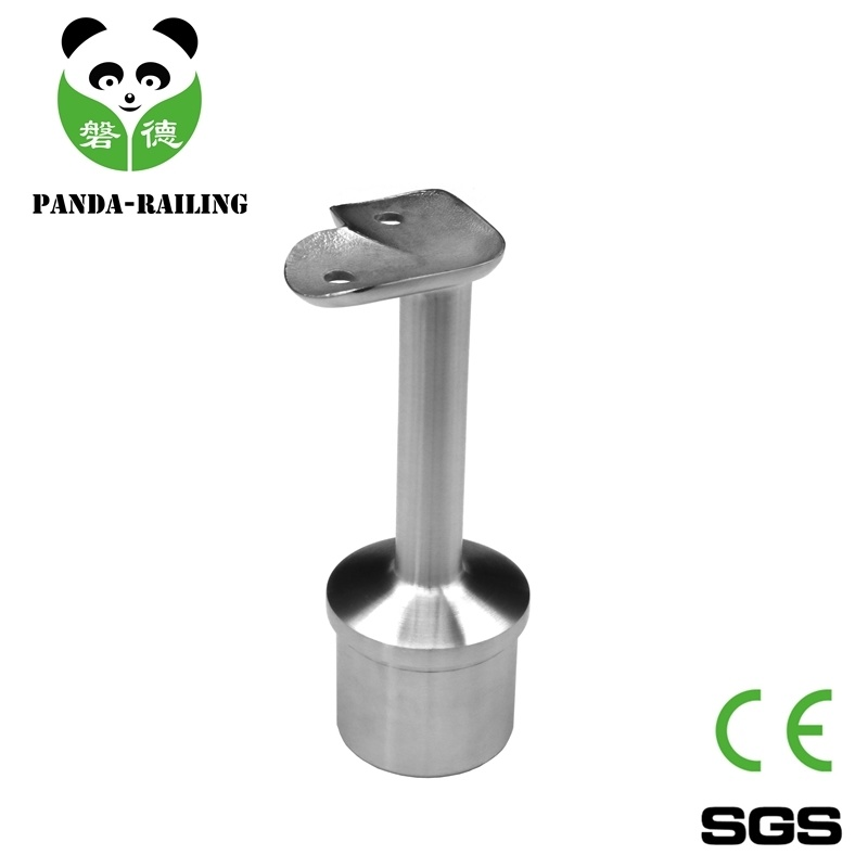Stainless Steel Staircase Handrail Fitting Tube/Baluster Support