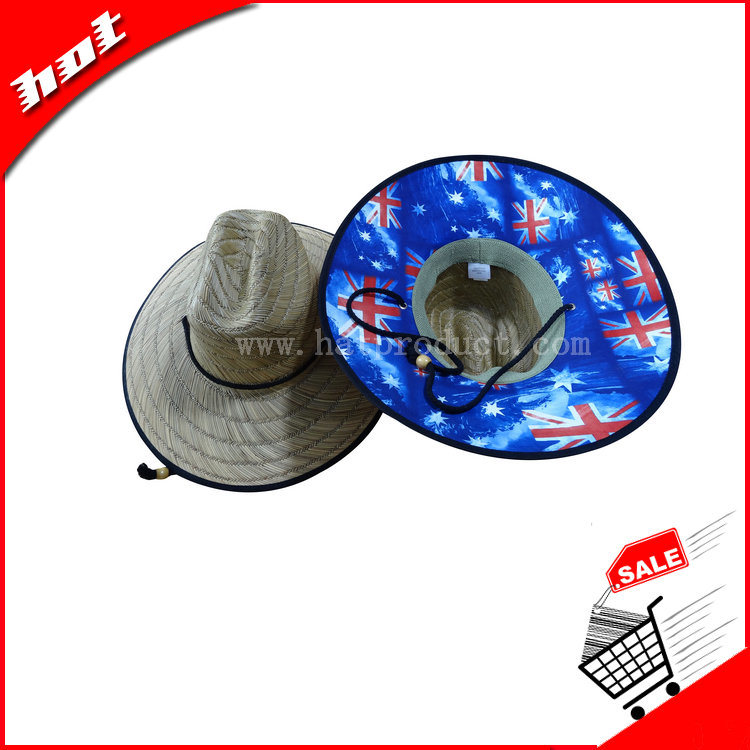 100% Natural Straw Sun Hat