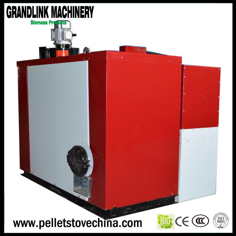 Biomass Wood Pellet Hot Water Heater