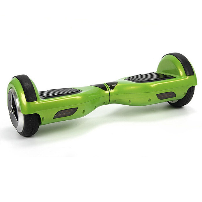 Electric Self Balancing Scooter with Humper Smart Standing Hoverboard Bumpers Scooter Original Samsung Battery
