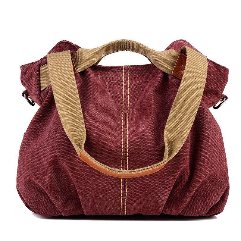 Wholesale Fashion Ladies School Bag, Canvas Bag