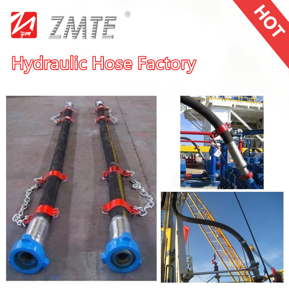 China Supplier Rubber Rotary Drilling Hose