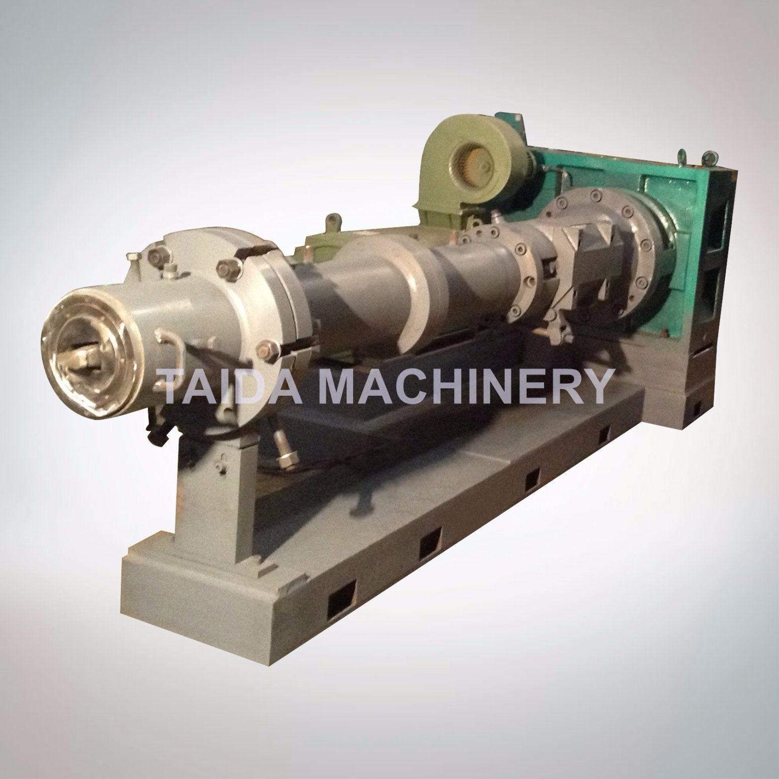 Xjwp-150 Vacuum Cold Feed Rubber Extruder Extrusion Machine Manufacturers Factory Plant