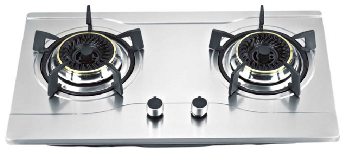 Built-in Double Gas Stove (GS-B01)