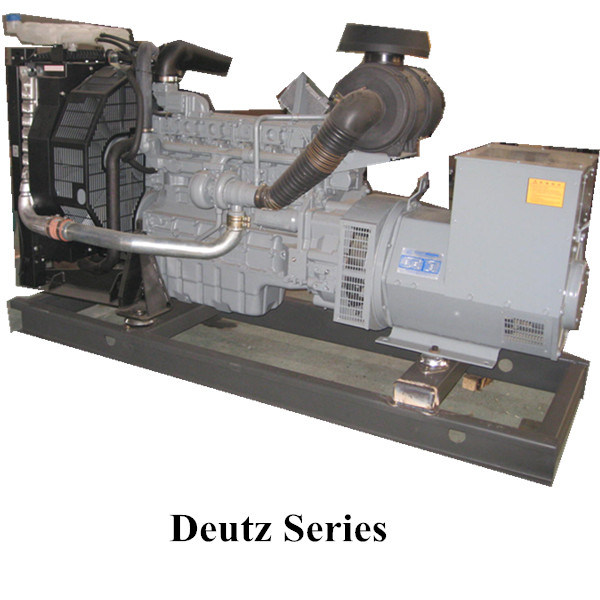 80kVA Diesel Generator Set with Deutz Engine
