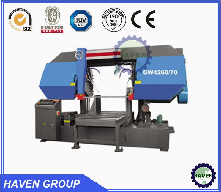 GH4240X Hydraulic Horizontal and High Precision Band Saw Machine