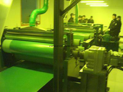 Factory Supply Green Color Offset PS Printing Plate