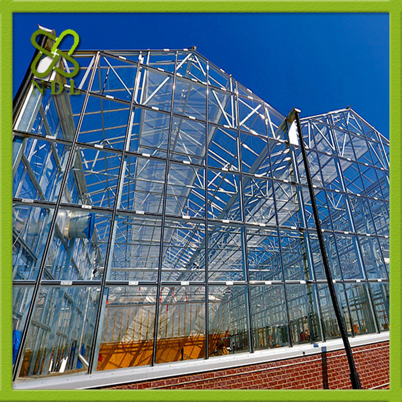 High Quality Polycarbonate Sheet Greenhouse with Anti-Fog
