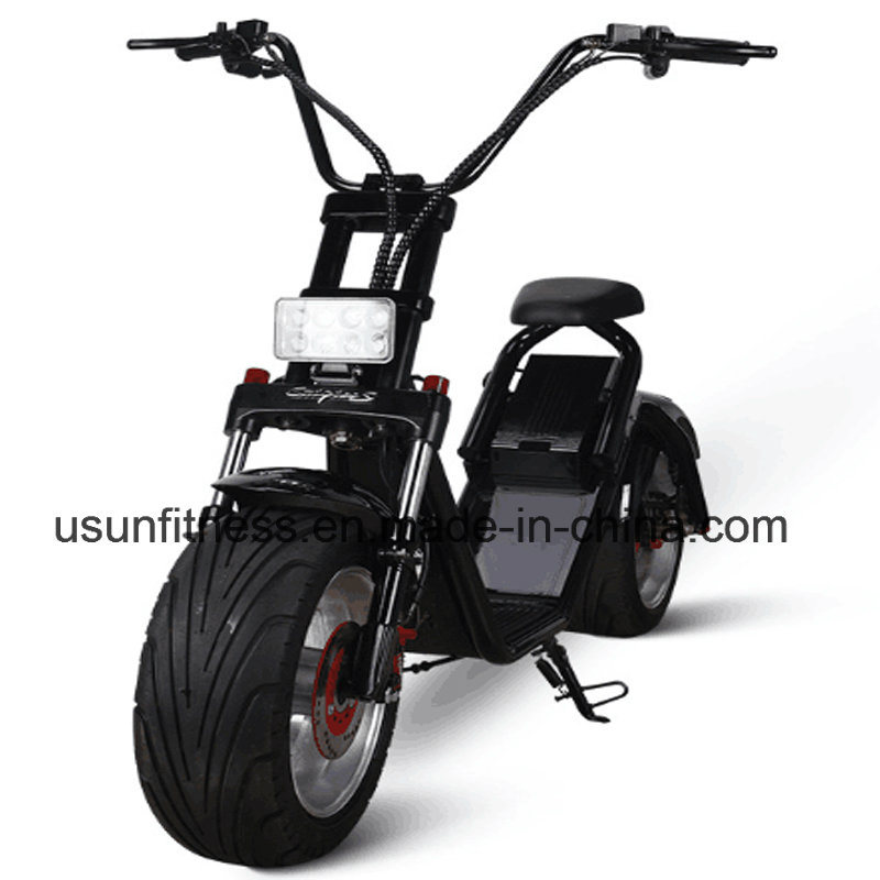 2017 Hot Sale Harley Electric Scooter with Removable Battery