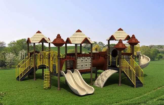 Amusement Park, Kids Outdoor Playground Equipment