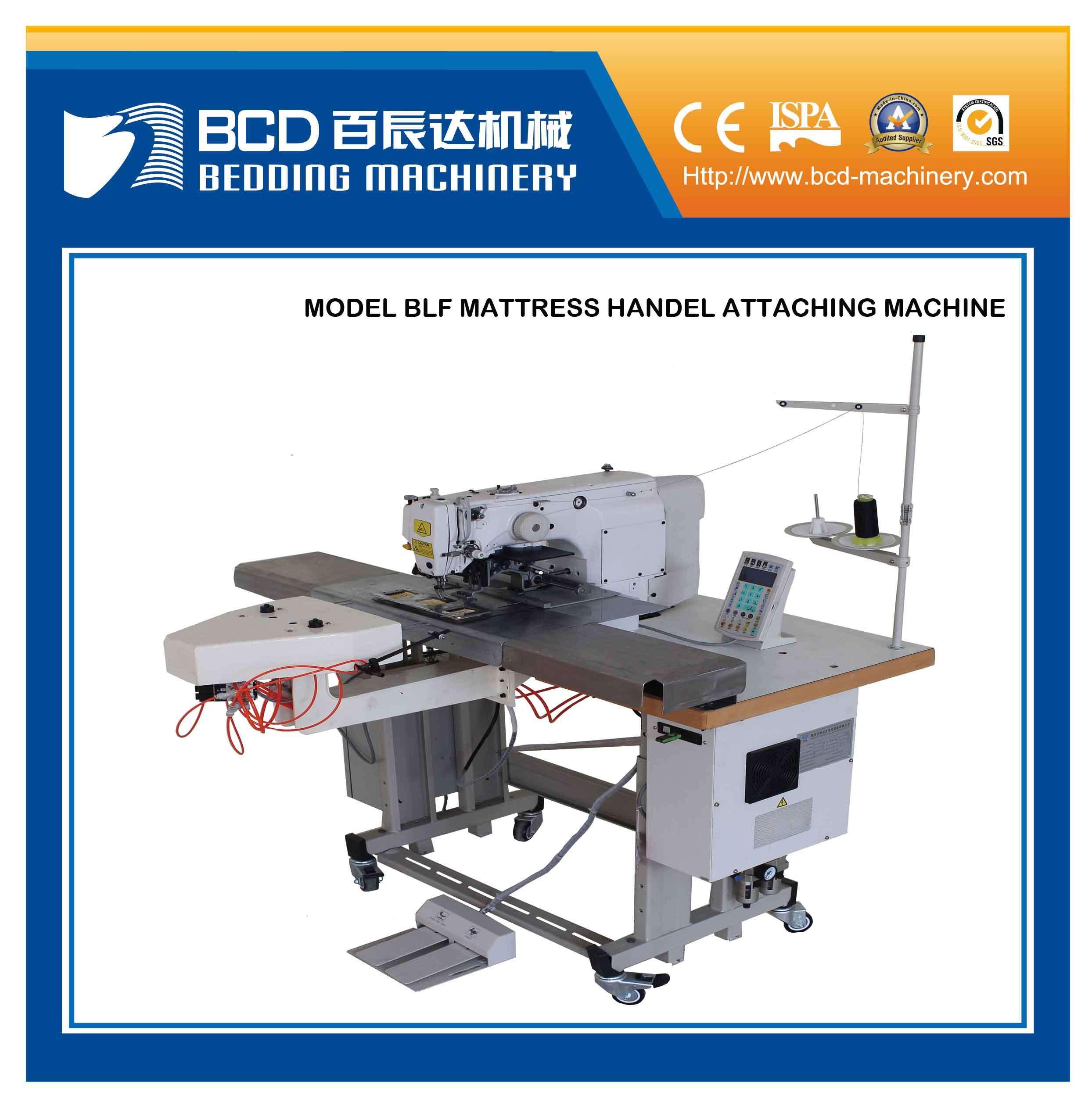 Mattress Handle Attaching Machine (BLF)
