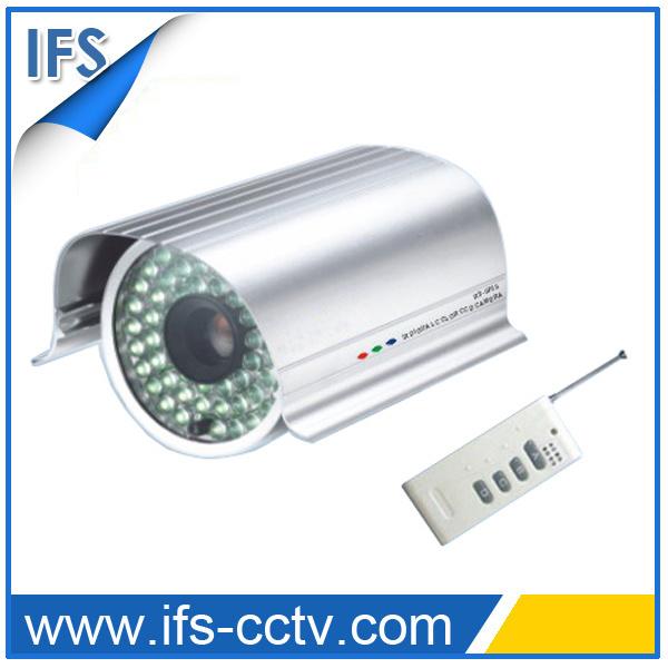 100m Long IR Range Waterproof Security Zoom Camera (IZC-1002UR)