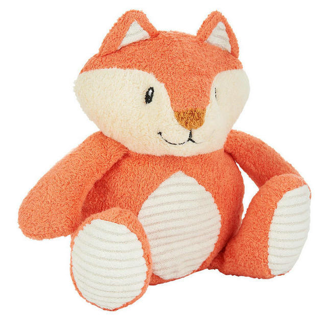 Cute Soft Animal Toys Custom Stuffed Plush Fox Toy