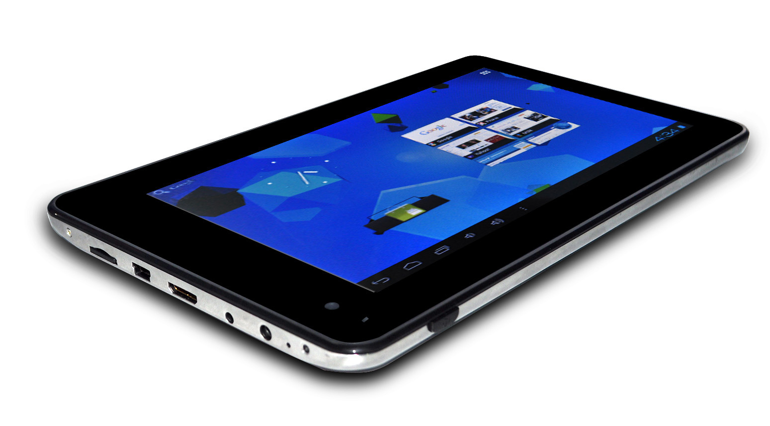 B56 Via8650 Tablet PC 7inch Metal Cover Android 4.0 Capacitive