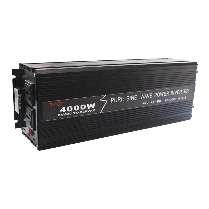 DC to AC Power Inverter 4000watt, Pure Sine Wave Inverter