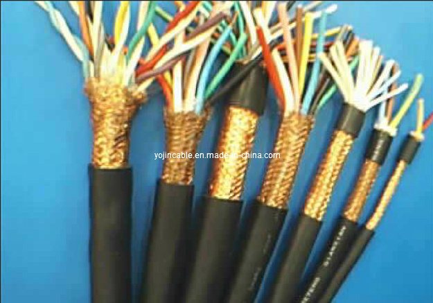 Copper Conductor PVC Sheathed Control Cable