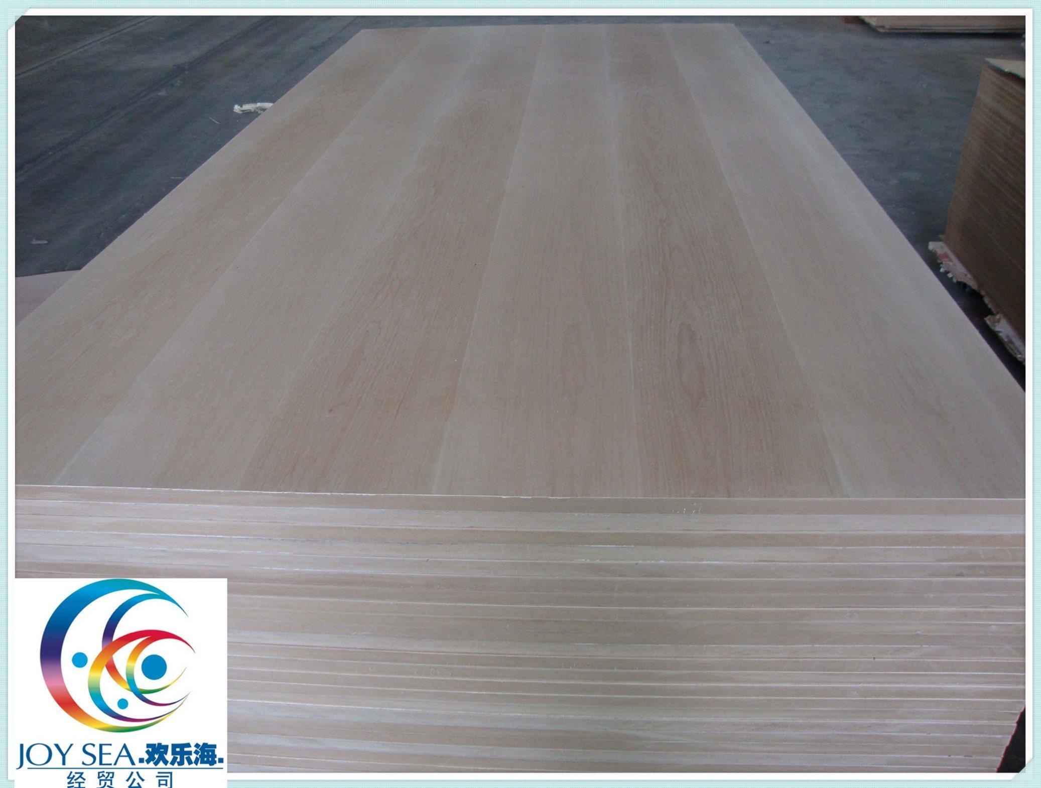 Veneer Laminated Medium Fiberboard for Making Shelf Furniture