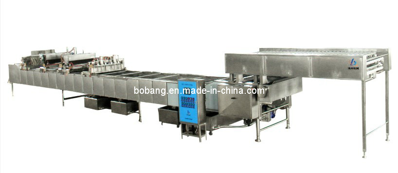 Stick Ice Cream Machines (BBX Series)