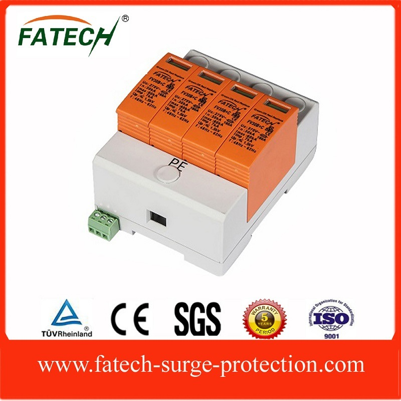TUV Certified Type 1+2 Surge Protection Device