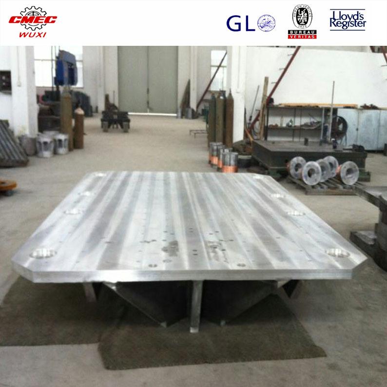 China Professional CNC Machining Aluminium Welding Fabrication