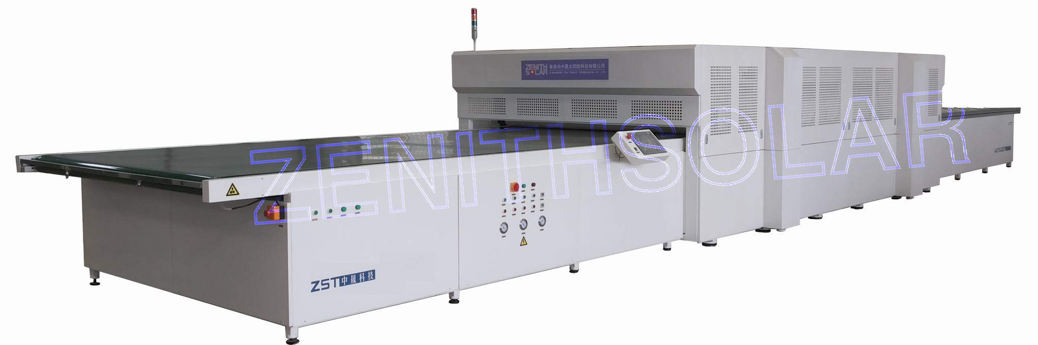 Solar Laminating Fully Automatic Intelligent Integrated Laminator Machine
