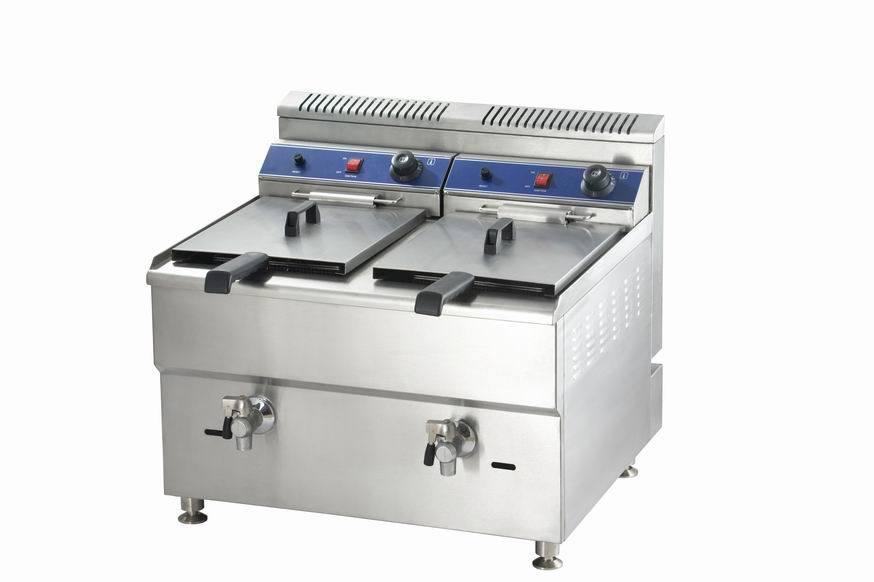 Gas Counter Top Fryer (GF-182)